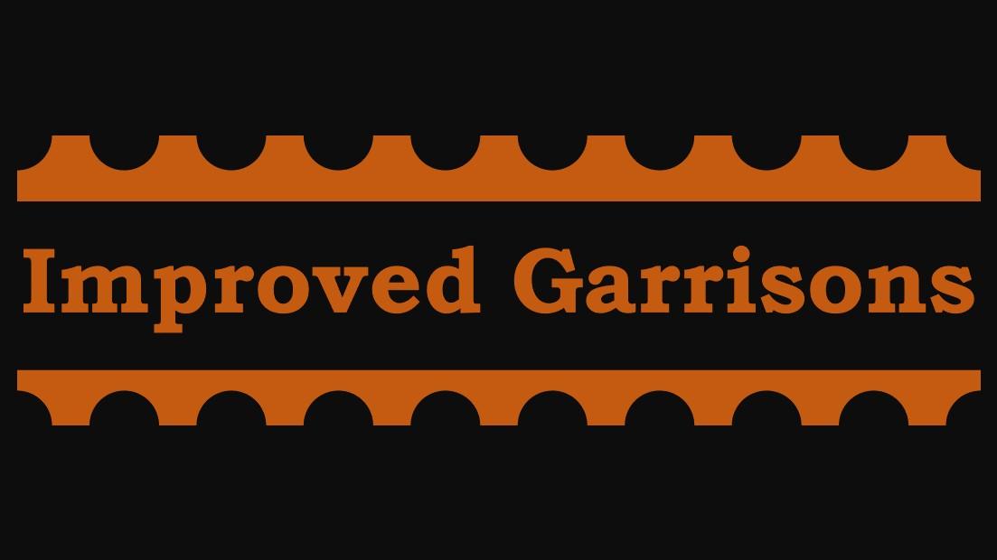Improved Garrisons 2.0 / Улучшение гарнизонов