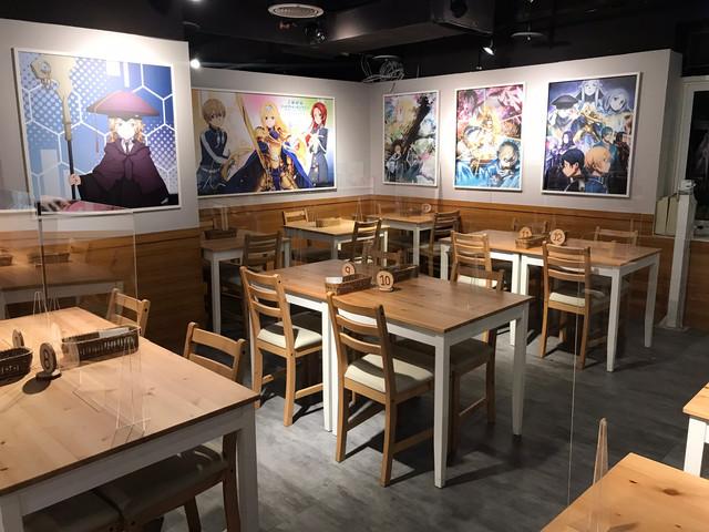 刀劍神域主題快閃餐廳開放公測!就在西門武昌誠品店 20210714-210714-1