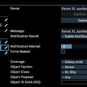 Xenon-XL-Alert-Config