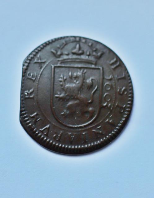 8 maravedís a molino de Felipe III, pero con dudas. 20210324150543-IMG-4400-01