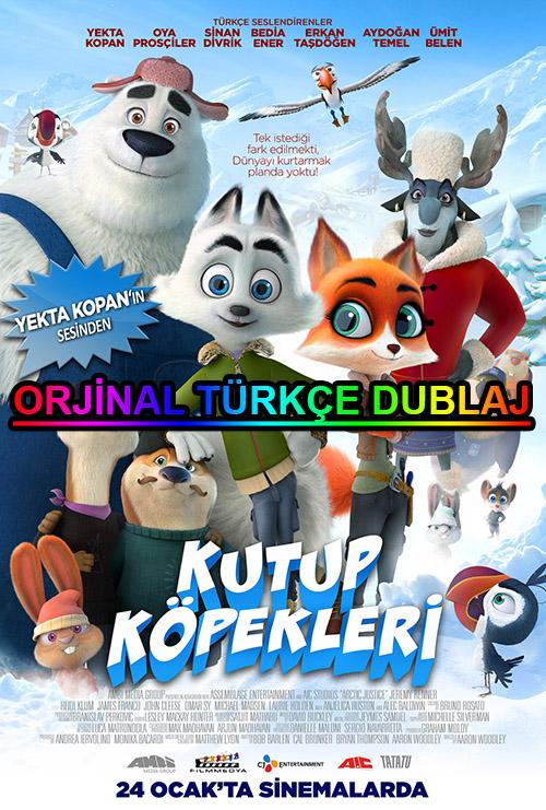 Kutup Köpekleri | Arctic Dogs | 2019 | BDRip | XviD | Türkçe Dublaj | m720p - m1080p | BluRay | Dual | TR-EN | Tek Link