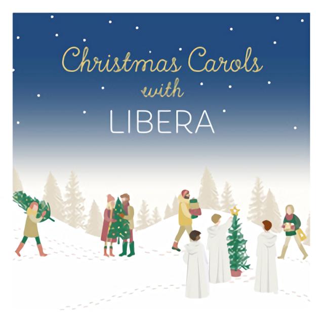[CD] Christmas Carols with Libera / Christmas with Libera (2019) Christmas-Carols-With-Libera