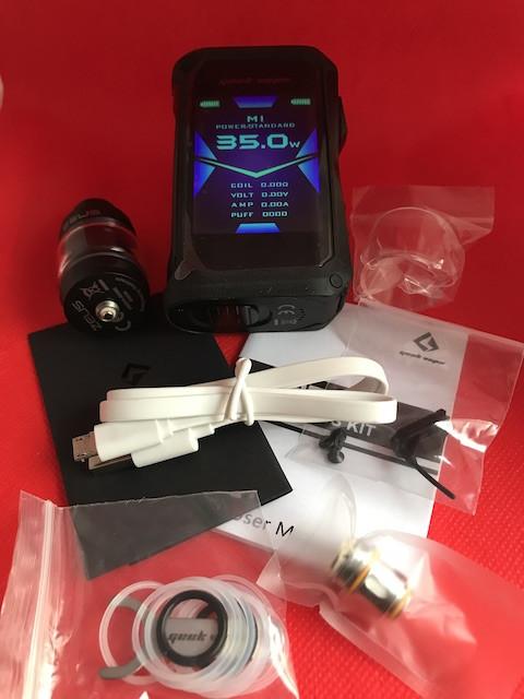 Geekvape Aegis X Zeus Kit