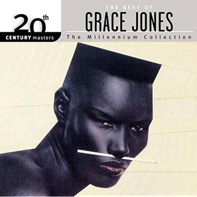 Grace Jones - The Best Of Grace Jones -20th Century Masters - The Millennium Collection - (2003) MP3, 320 kbps