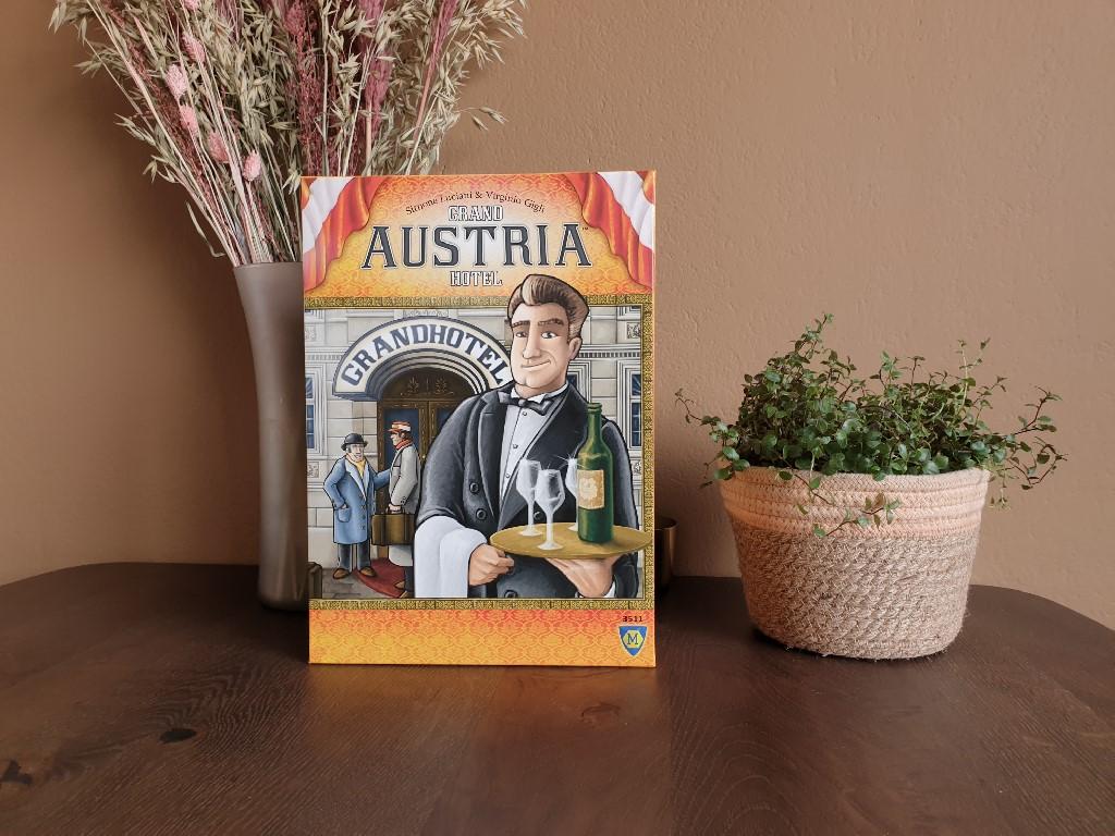 Grand Austria Hotel Boxcover