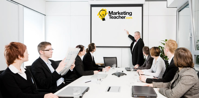 marketing training