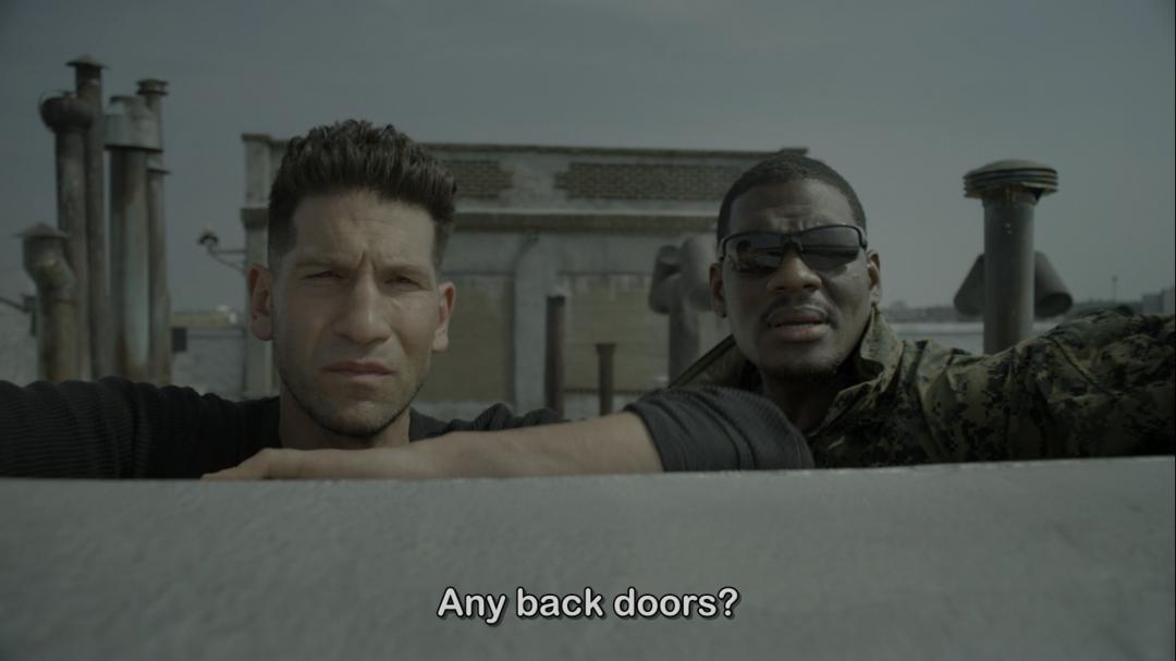 The Punisher Season 2 BT.2020 1080p x265 10Bits