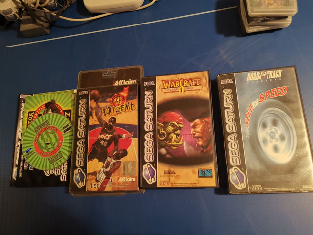 [VDS] Lot MEGA CD et SATURN Saturn3