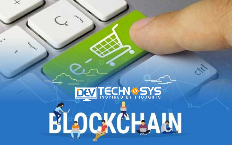 E-commerce and Blockchain are all about transacting services