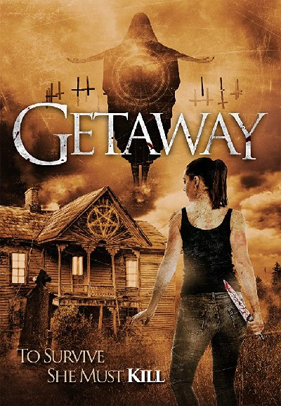 Getaway (2020) English 720p HDRip x264 900MB DL