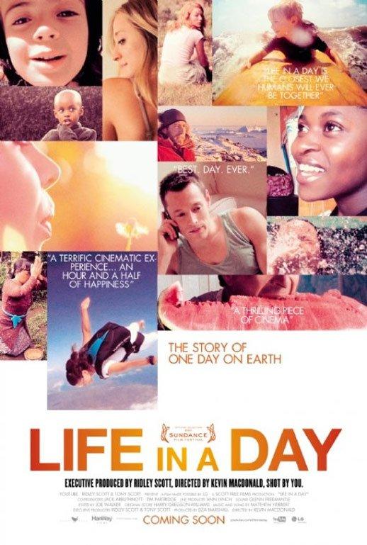 ცხოვრება ერთ დღეში LIFE IN A DAY