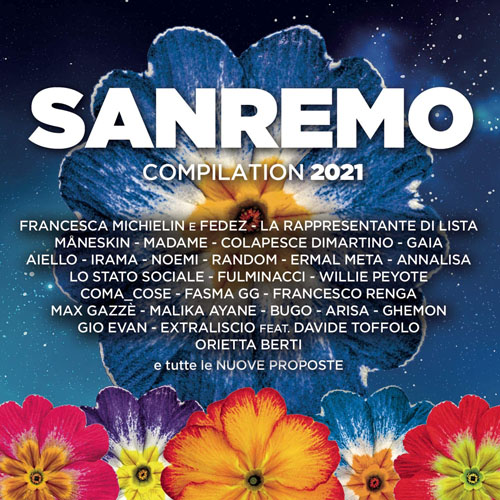 VA - Sanremo 2021 [2CD] (2021)
