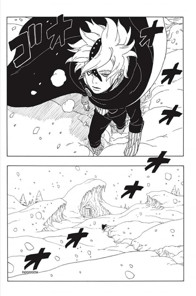 Boruto Manga, Capítulo 56 Página 16