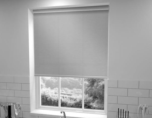 photo of roller blinds