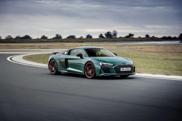 Audi R8 green hell : un hommage au palmarès de l'Audi R8 LMS A205738-medium