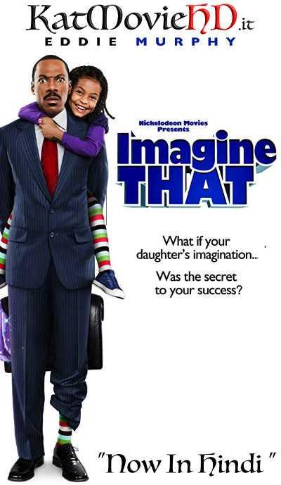 Imagine That (2009) Blu-Ray 480p 720p Dual Audio [Hindi + English]