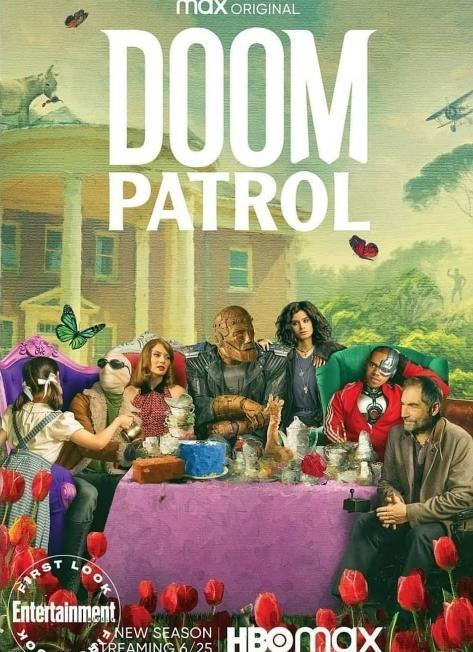 Doom Patrol / EN