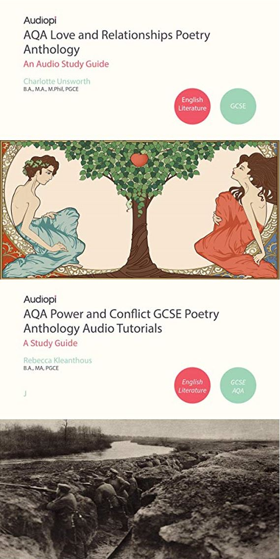 AQA GSCE Poetry Anthology Audio Tutorials - Charlotte Unsworth, Rebecca Kleanthous