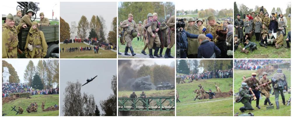 Фестиваль памяти подвига Подольских курсантов