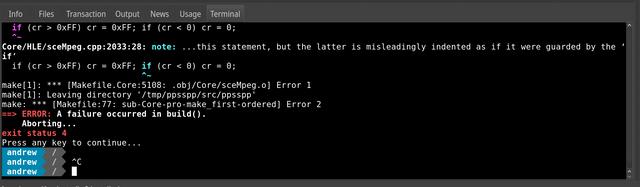 PPSSPP-Install-error