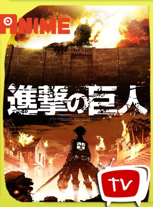 Shingeki no Kyojin Season 1 BD Latino-Subtitulado [HEVC][1080p][10bits] -kurosakikun0