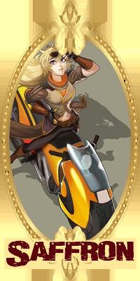 Saffron Remington