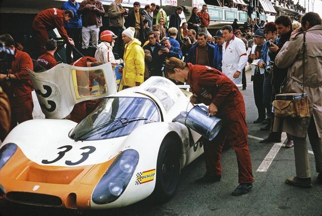 Il y a 50 ans, Porsche a remporté sa première victoire au classement général au 24 Heures du Mans S20-1736-fine