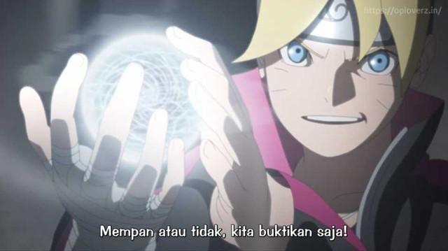 Boruto Episode 171 Subtitle Indonesia