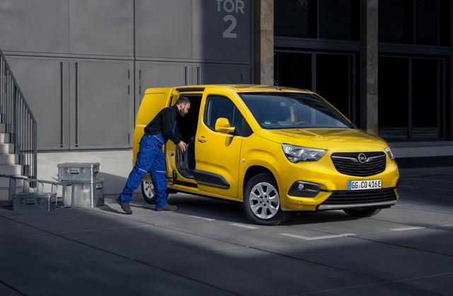 Electrique et pratique : le nouveau fourgon compact Opel Combo-e Cargo Cargo 06-Opel-Combo-e-Cargo-514051