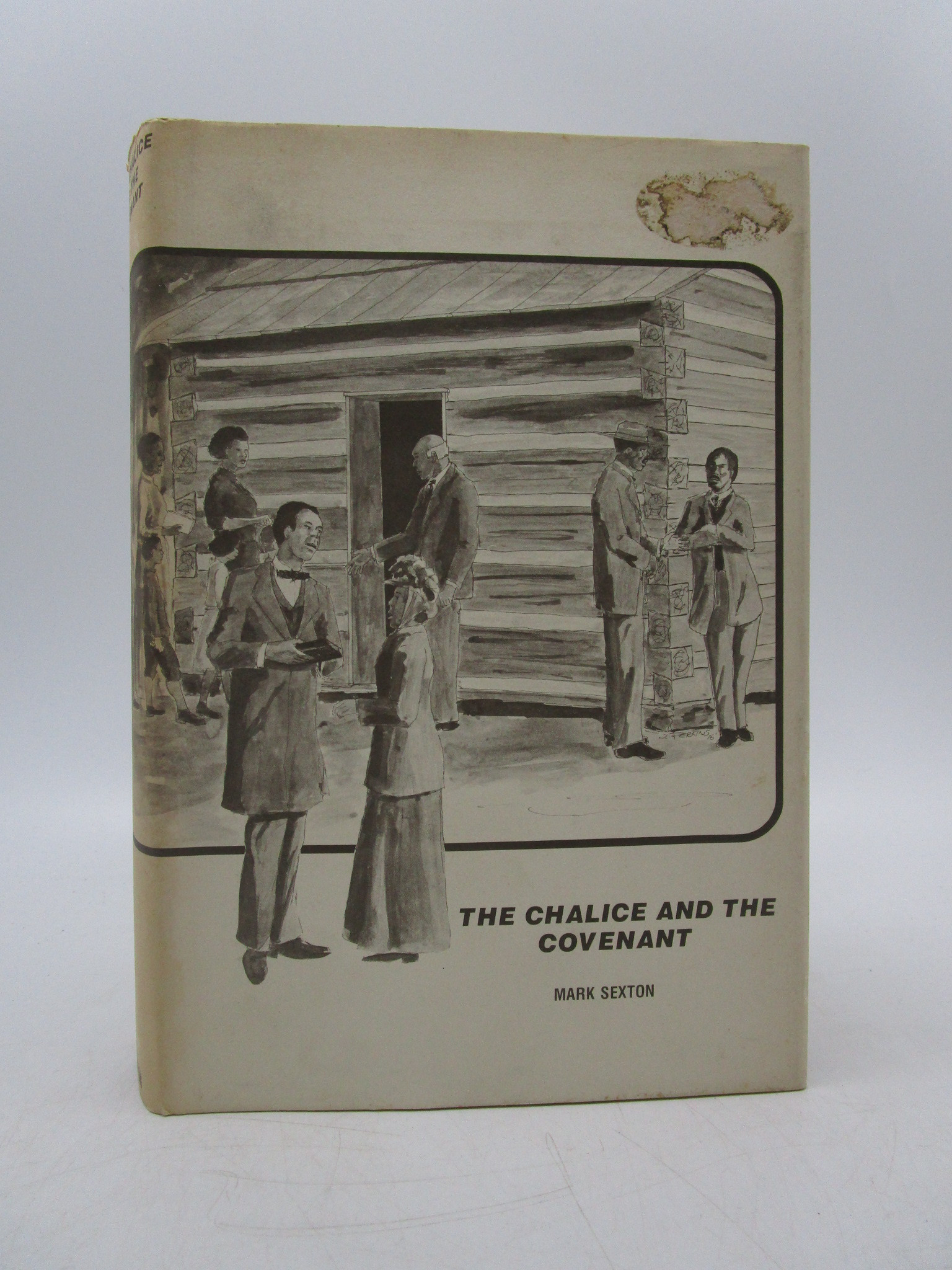 Image for The Chalice and the Covenant (First Edition)