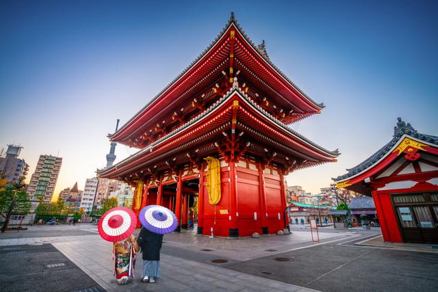 Japan-Tokyo-Osaka-Saver-Experience-Asakusa