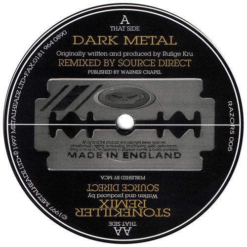 Rufige Kru / Source Direct - Dark Metal / Stonekiller (Remixes)