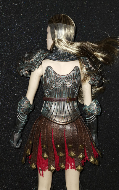 "NEW PRODUCT: COO MODEL X HOMER 1/6th scale PANTHEON - Hades Goddess of the Underworld 12"" Figure 30"
