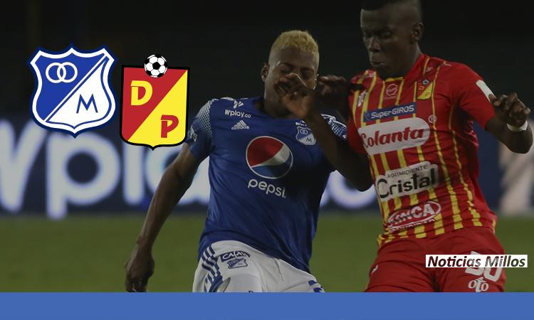 Millonarios Pereira