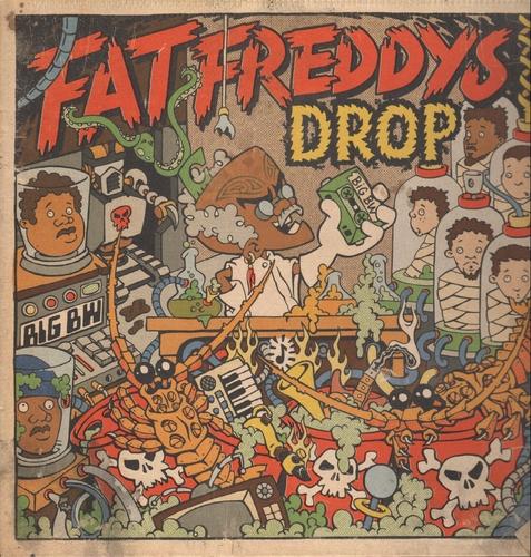 Fat Freddy's Drop - Dr Boondigga & The Big BW