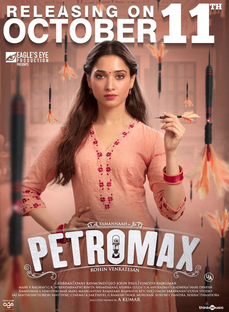 Petromax (2020) Hindi Dubbed 720p HDRIp Esubs DL