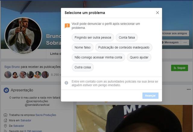 """Perfil falso de Bruno Magnata pede """"nudes"""", divulga vídeos íntimos e ameaça mulheres; """"pensei não ser fake"""" 4"""