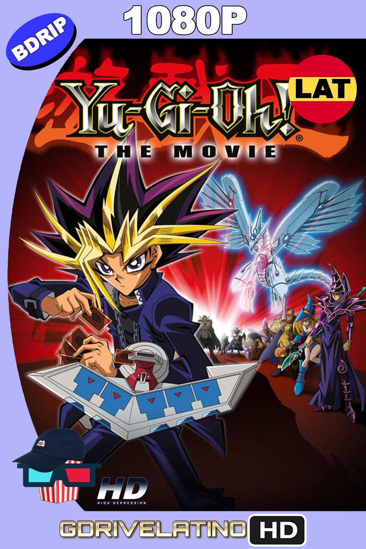 Yu-Gi-Oh! La Película – La Pirámide de la Luz (2004) BDRip 1080p Latino-Inglés MKV