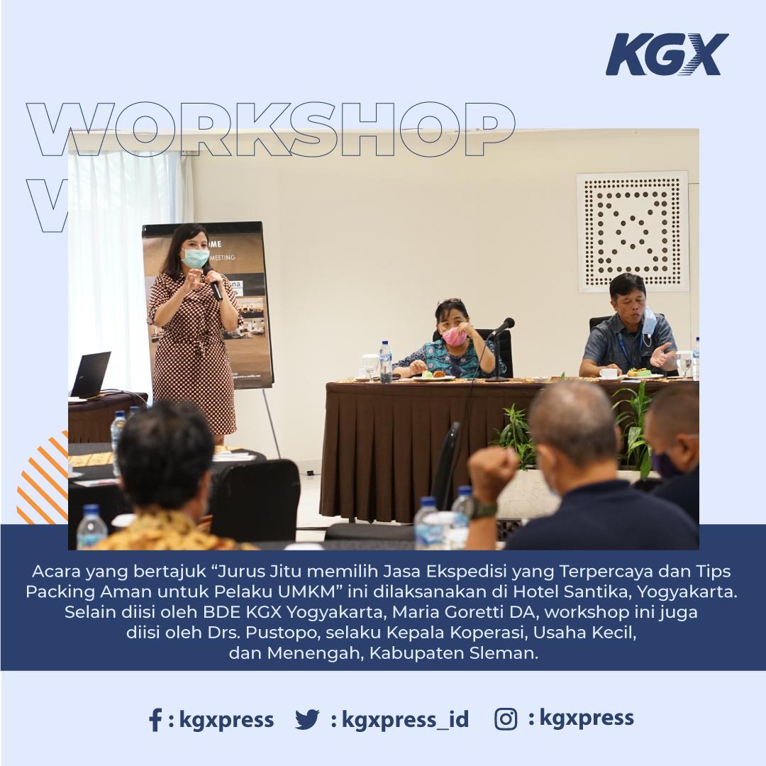 Workshop KGX Jogja 3