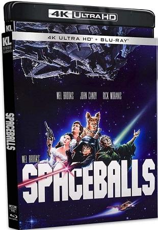 Balle Spaziali (1987) BDRA Bluray Full 2160p UHD HEVC 2160p HDR10 Dolby Vision DTS ITA DTS-HD ENG Sub - DB