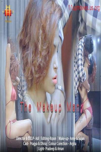 18+ The Makeup Man (2021) Hindi Short Film 720p HDRip 150MB Download
