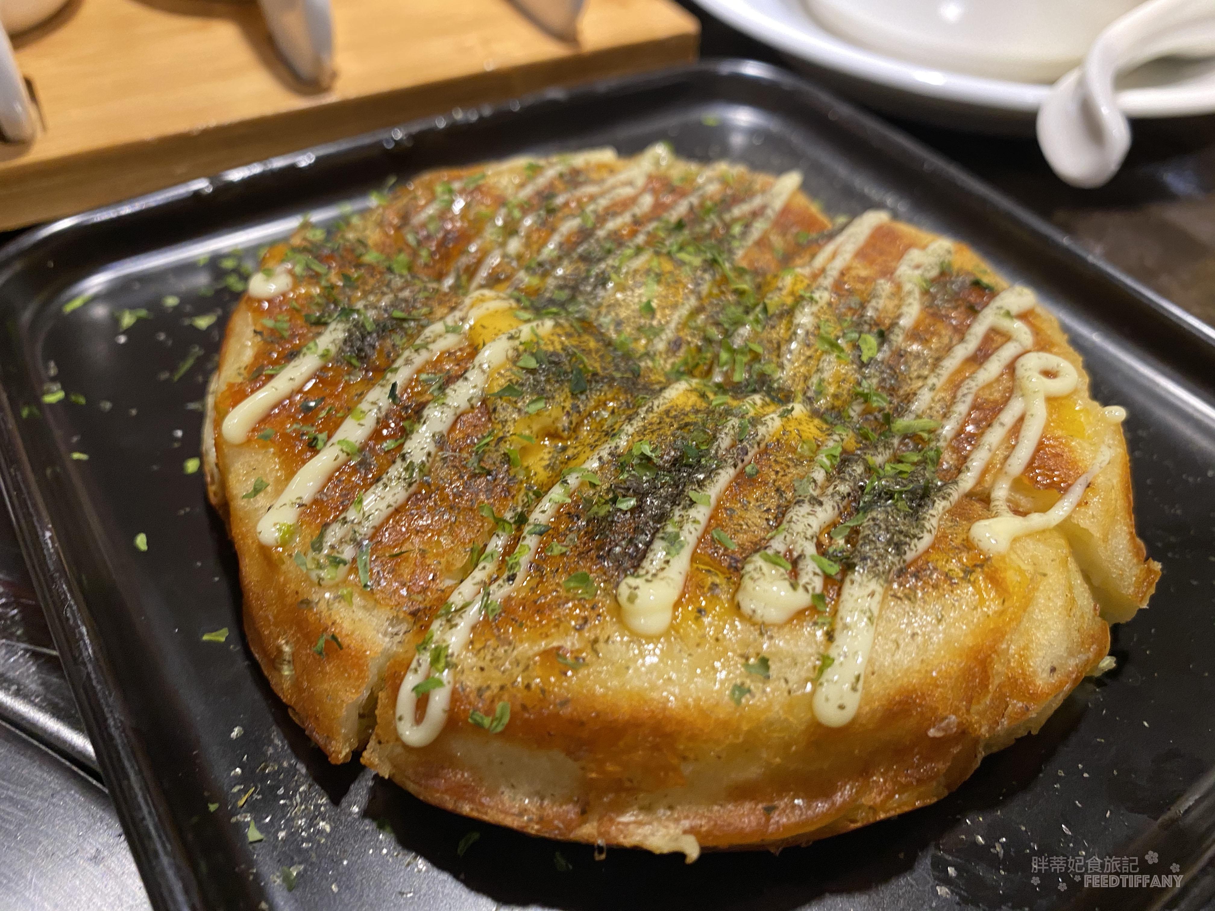 將進酒素燒烤殿 蔬菜大阪燒