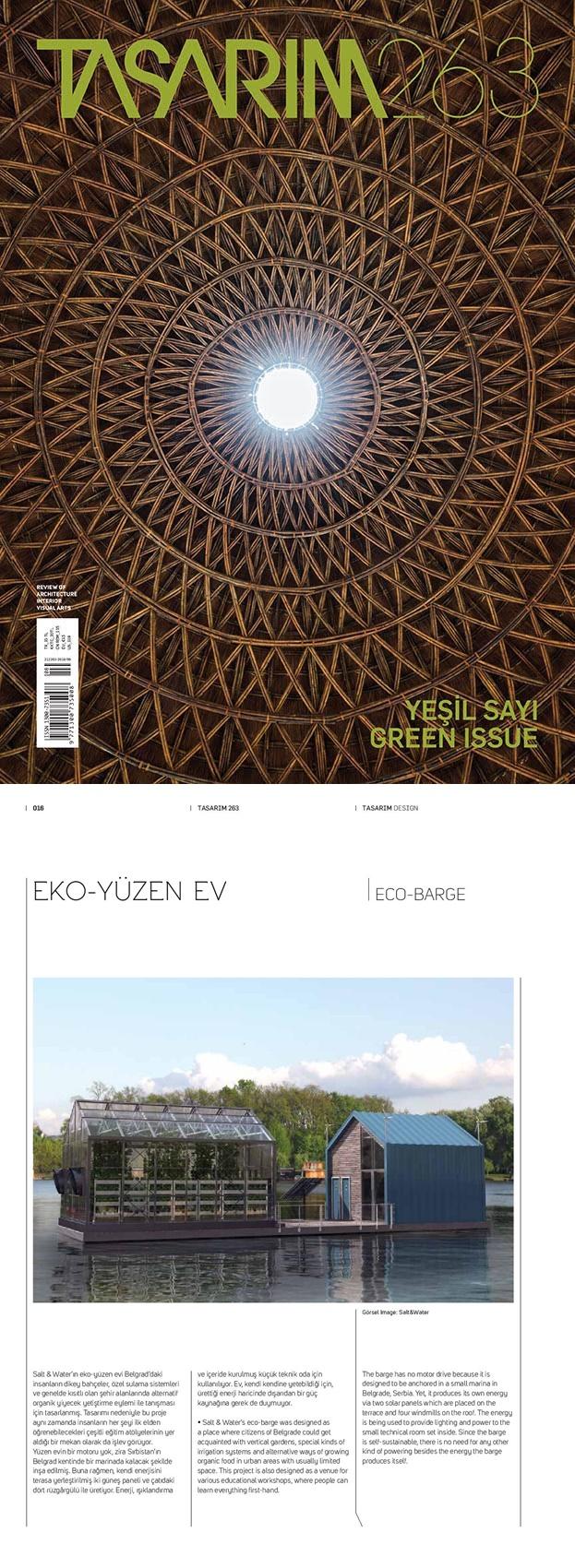 Tasarim magazine