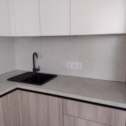 Кухонна мийка VANKOR Hope HMP 02.57 Black + сифон VANKOR