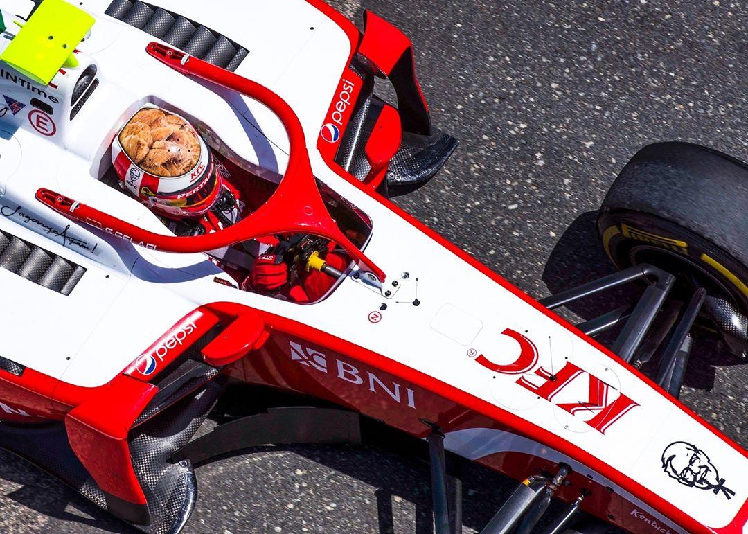 Sean-Gelael-Finish-ke-10-di-F2-Bahrain-2