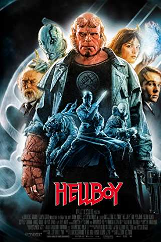 Hellboy 2004 Download English 720p