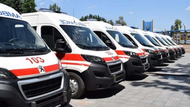 Медикам Николаевщины переданы новые автомобили экстренной медпомощи