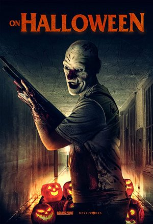 On Halloween (2020) English Movie 480p HDRip 350MB Watch Online