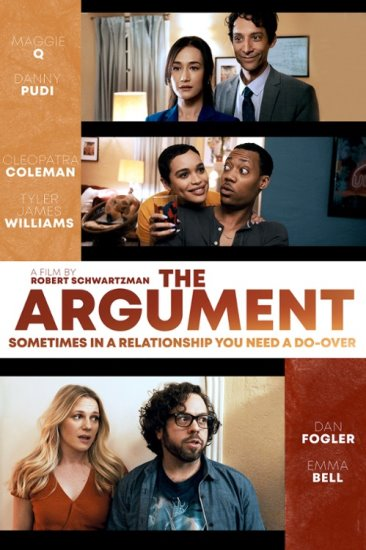 Kłótnia / The Argument (2020) PL.WEB-DL.XviD-GR4PE / LEKTOR PL