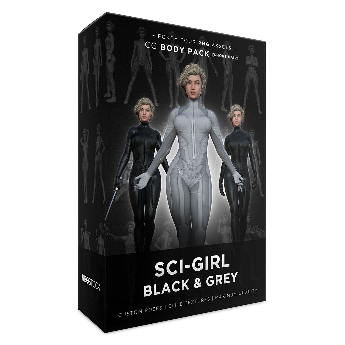 sci girl product box sales